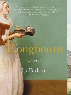 Click this cover for a(n) eBook sample of Longbourn.