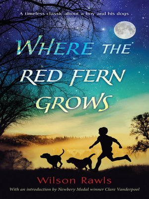 Click this cover for a(n) eBook sample of Where the Red Fern Grows.