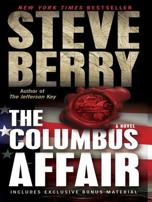 Click this cover for a(n) eBook sample of The Columbus Affair