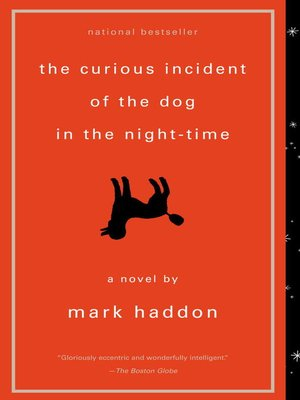 Cover of The Curious Incident of the Dog in the Night-Time