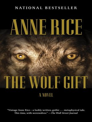 Click this cover for a(n) eBook sample of The Wolf Gift.