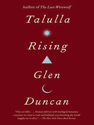 Click this cover for a(n) eBook sample of Talulla Rising.