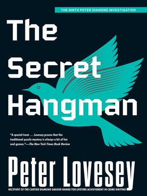 Click this cover for a(n) eBook sample of The Secret Hangman.