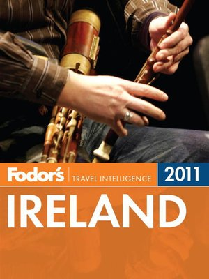 Click this cover for a(n) eBook sample of Fodor's Ireland 2011