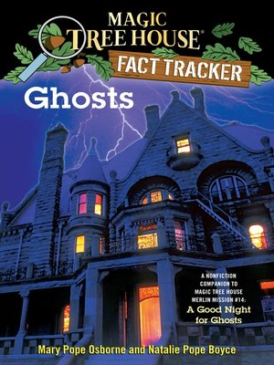 Click this cover for a(n) eBook sample of Ghosts.
