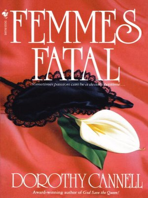 Click this cover for a(n) eBook sample of Femmes Fatal.
