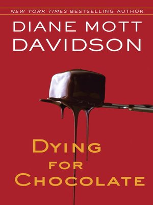 Click this cover for a(n) eBook sample of Dying for Chocolate.