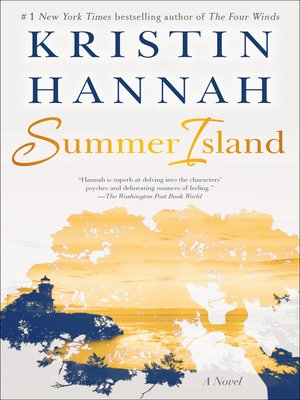 Cover of Summer Island