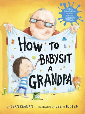 Cover of How to Babysit a Grandpa