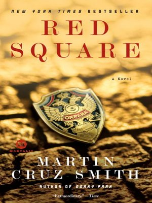 Click this cover for a(n) eBook sample of Red Square