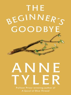Click this cover for a(n) eBook sample of The Beginner's Goodbye.