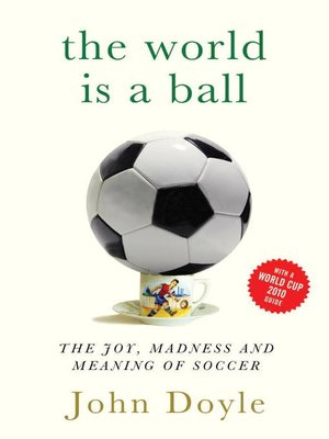 Click this cover for a(n) eBook sample of The World is a Ball.