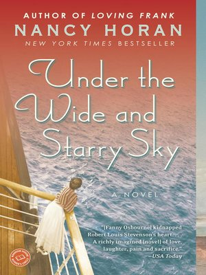 Cover of Under the Wide and Starry Sky