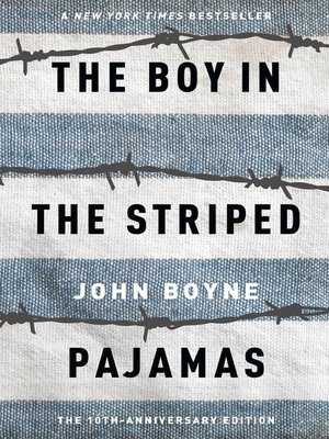 Click this cover for a(n) eBook sample of The Boy in the Striped Pajamas.