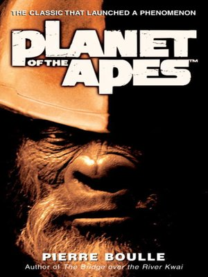 Click this cover for a(n) eBook sample of Planet of the Apes