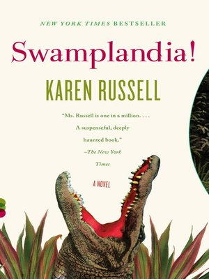 Click this cover for a(n) eBook sample of Swamplandia!.