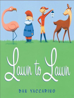 Cover of Lawn to Lawn