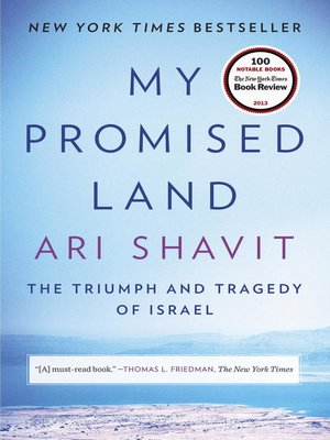 Click this cover for a(n) eBook sample of My Promised Land.