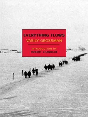 Click this cover for a(n) eBook sample of Everything Flows