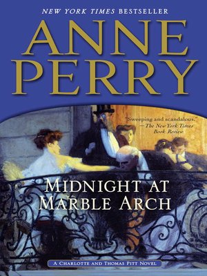 Cover of Midnight at Marble Arch