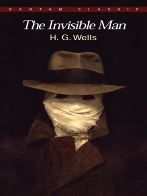 Click this cover for a(n) eBook sample of The Invisible Man.