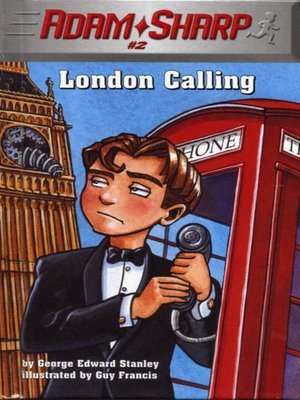 Click this cover for a(n) eBook sample of London Calling.
