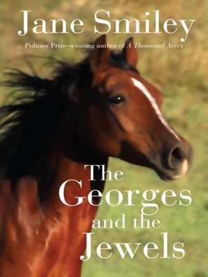Click this cover for a(n) eBook sample of The Georges and the Jewels.