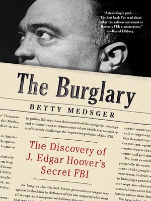 Cover of The Burglary