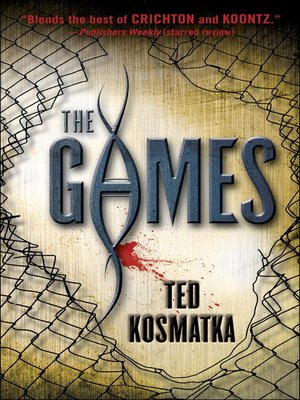 Click this cover for a(n) eBook sample of The Games.