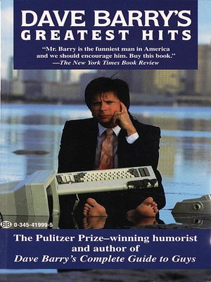 Click this cover for a(n) eBook sample of Dave Barry's Greatest Hits.