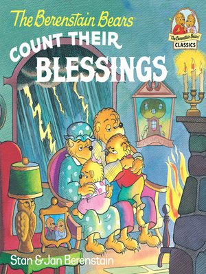 Click this cover for a(n) eBook sample of The Berenstain Bears Count Their Blessings