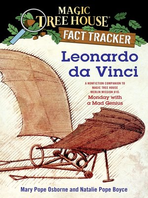 Click this cover for a(n) eBook sample of Leonardo da Vinci