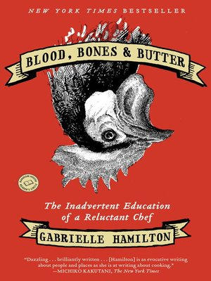 Click this cover for a(n) eBook sample of Blood, Bones & Butter