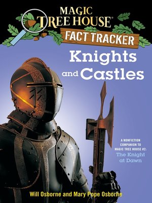 Click this cover for a(n) eBook sample of Knights and Castles