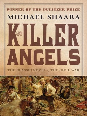 Cover of The Killer Angels