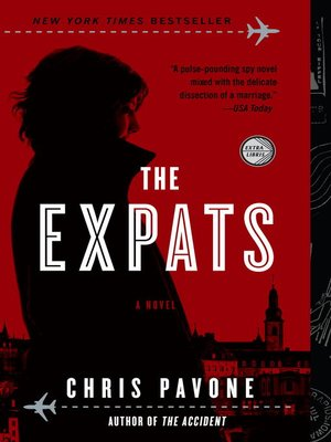 Click this cover for a(n) eBook sample of The Expats