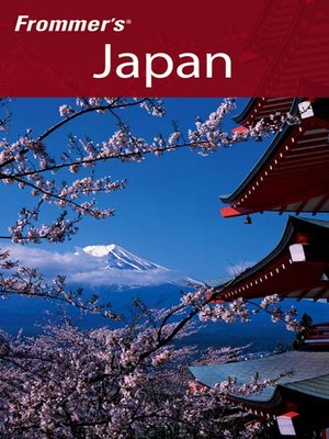 Click this cover for a(n) eBook sample of Frommer's Japan