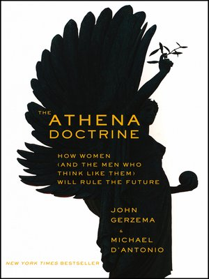 Click this cover for a(n) eBook sample of The Athena Doctrine.