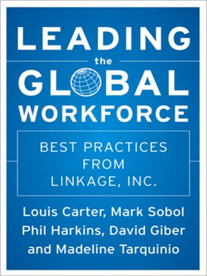 Cover of Leading the Global Workforce