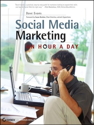 Click this cover for a(n) eBook sample of Social Media Marketing.