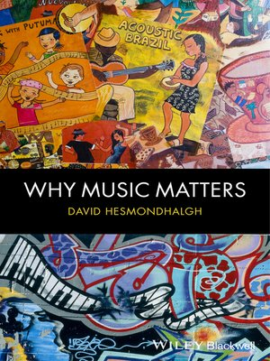 Click this cover for a(n) eBook sample of Why Music Matters