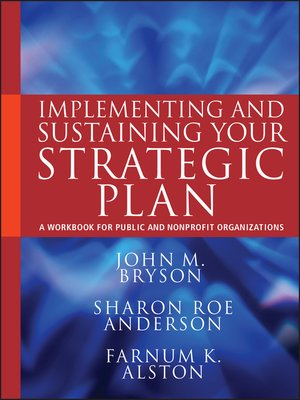Cover of Implementing and Sustaining Your Strategic Plan