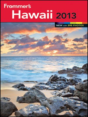 Cover of Frommer's Hawaii 2013