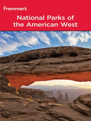 Cover of Frommer's National Parks of the American West