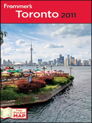Click this cover for a(n) eBook sample of Frommer's Toronto 2011.