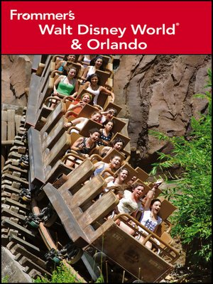Cover of Frommer's Walt Disney World and Orlando