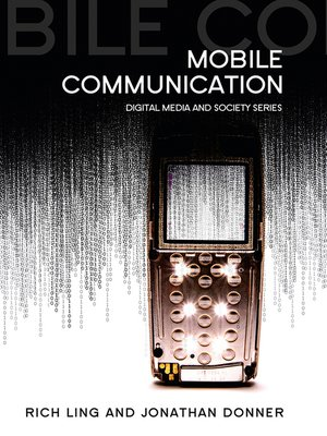 Cover of Mobile Communication