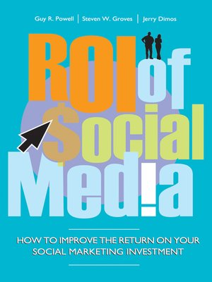 Click this cover for a(n) eBook sample of ROI of Social Media