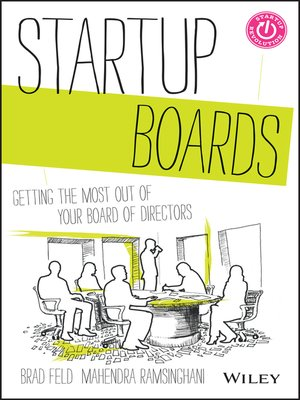 Cover of Startup Boards