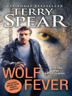 Click this cover for a(n) eBook sample of Wolf Fever.